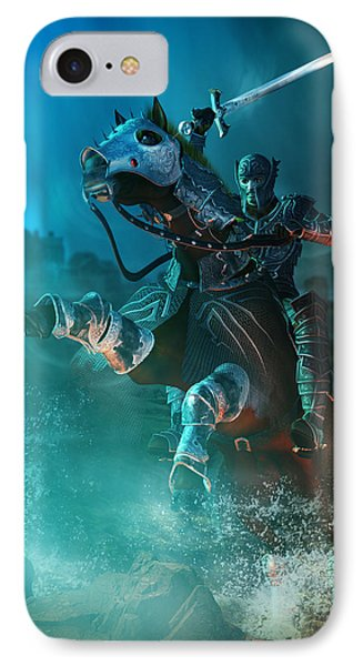 For King And Country IPhone Case by Mary Hood