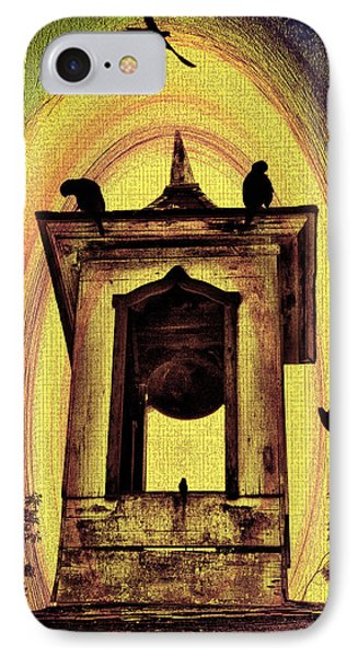 For Whom The Bell Tolls Phone Case by Bill Cannon
