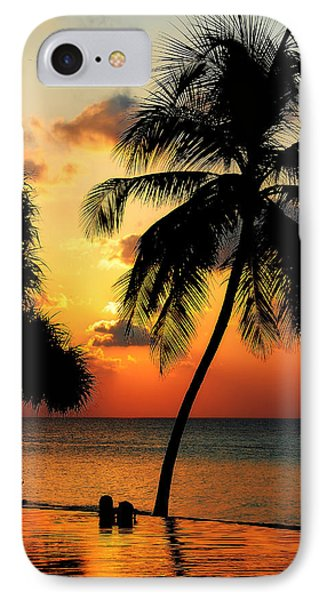 For You. Dream Comes True. Maldives Phone Case by Jenny Rainbow