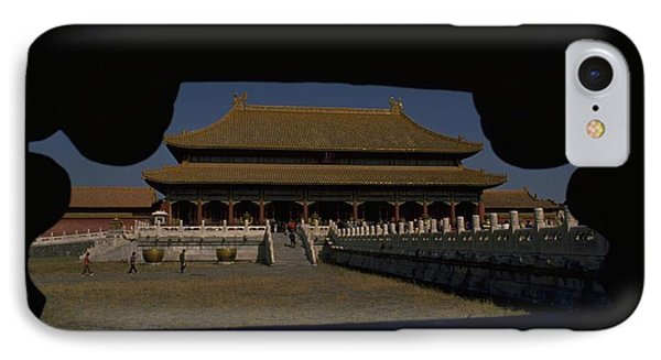 Forbidden City, Beijing IPhone Case by Travel Pics