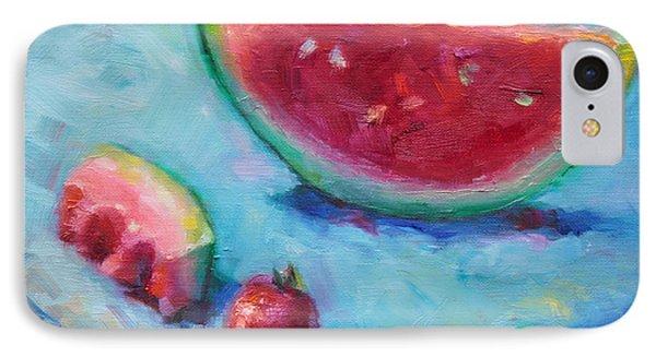 Forbidden Fruit Phone Case by Talya Johnson
