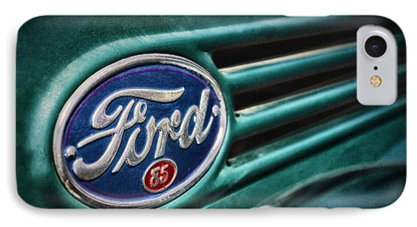 Ford 85 IPhone Case by Caitlyn Grasso