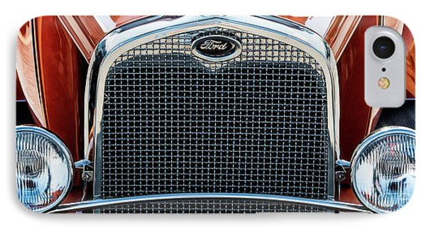 IPhone Case featuring the photograph Ford Coupe by Brad Allen Fine Art