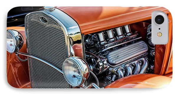 IPhone Case featuring the photograph Ford Coupe II by Brad Allen Fine Art
