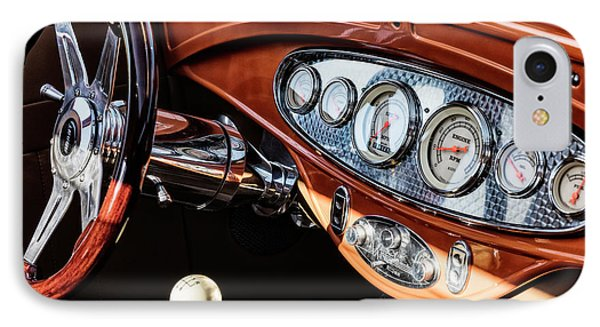 IPhone Case featuring the photograph Ford Coupe IIi by Brad Allen Fine Art