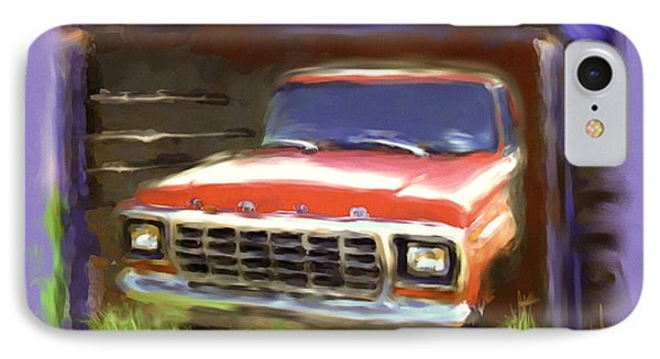 Ford F150 IPhone Case