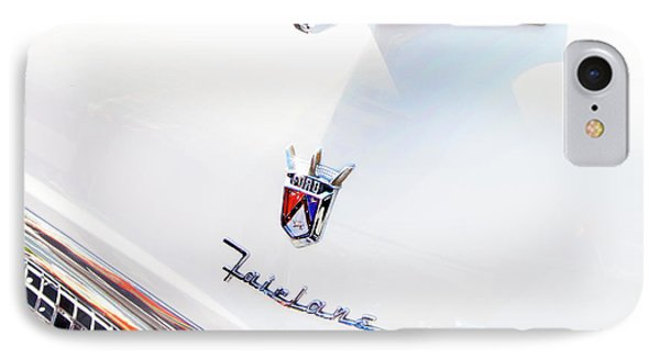 IPhone Case featuring the photograph Ford Fairlane Classic by Theresa Tahara