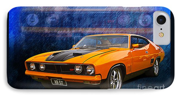 Ford Falcon Xb 351 Gt Coupe IPhone Case