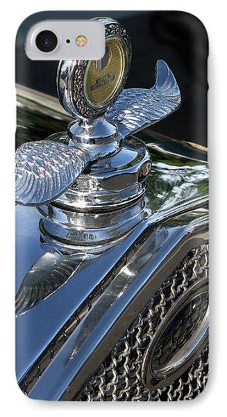 Ford Hood Emblem Phone Case by Peter Piatt