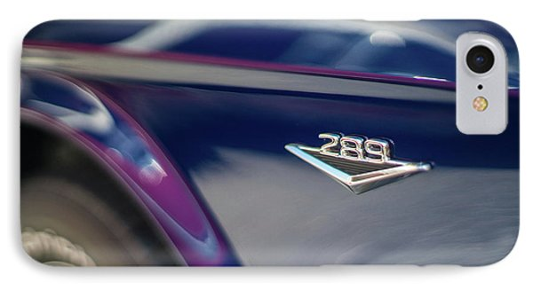 Ford Mustang 289  IPhone Case