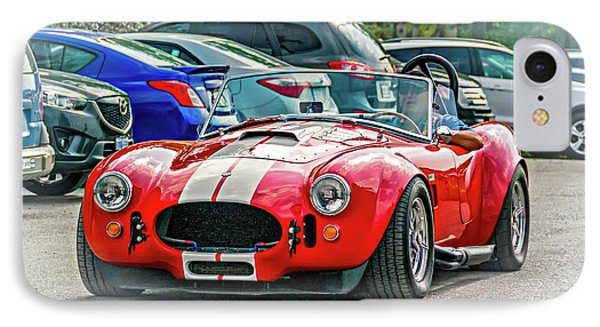 Ford/shelby Ac Cobra IPhone Case