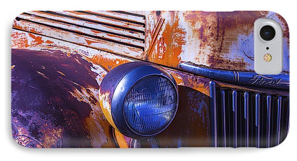 Ford Truck IPhone Case by Garry Gay