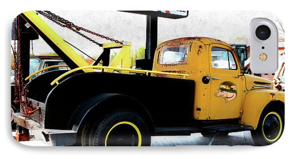 Ford Wrecker  Phone Case by Steven Digman