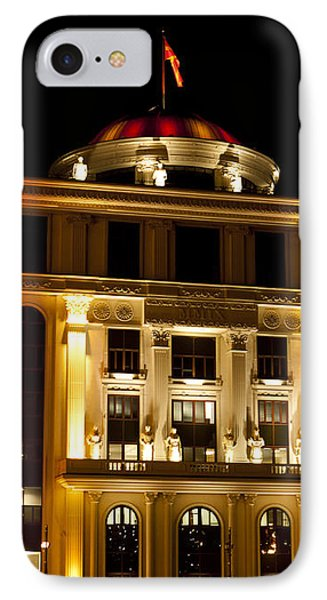 Foreign Affairs Building Phone Case by Rae Tucker