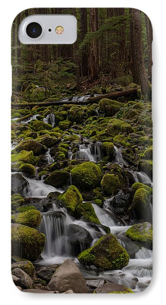Forest Cathederal Phone Case by Mike Reid