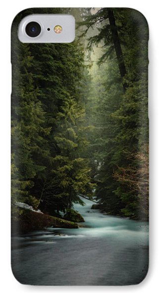 IPhone Case featuring the photograph Forest Enchantment by Cat Connor