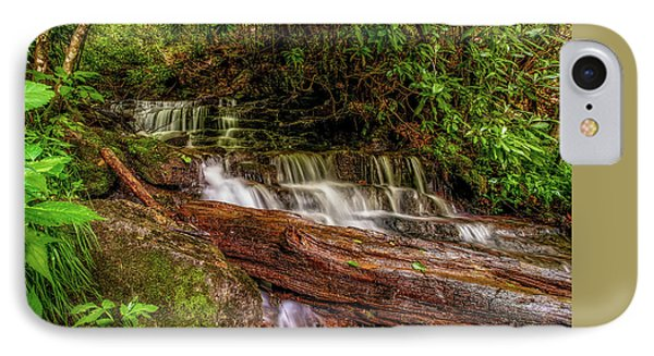 IPhone Case featuring the photograph Forest Falls by Christopher Holmes