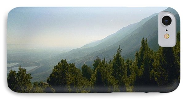Forest In Israel IPhone Case by Gail Kent