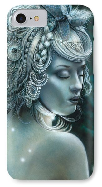 Forest Nymph IPhone Case by Wayne Pruse