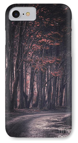 Forest Trail IPhone Case by Carlos Caetano