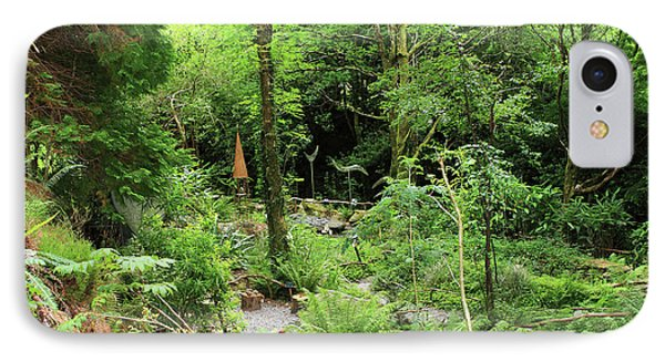 Forest Walk IPhone Case by Aidan Moran
