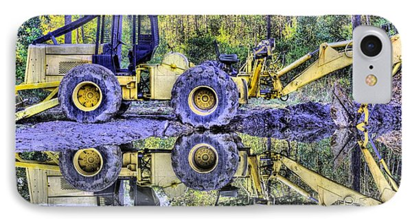 Forestry Work IPhone Case