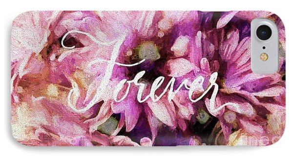 Forever IPhone Case by Autumn Moon