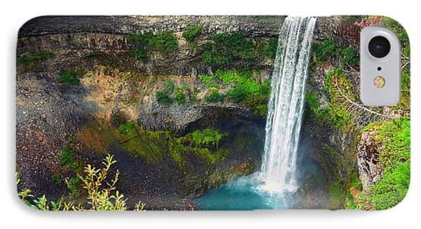Brandywine Falls, Bc IPhone Case by Heather Vopni