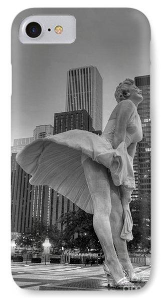Forever Marilyn - 7 Phone Case by David Bearden
