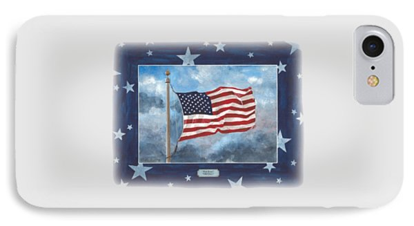 Forever Old Glory  IPhone Case