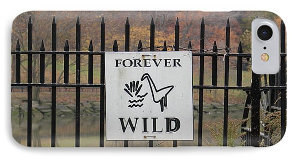 Forever Wild IPhone Case