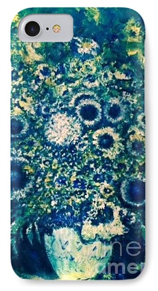 IPhone Case featuring the photograph Forget Me Knot by Laurie L