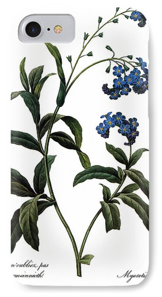 Forget-me-not Phone Case by Granger