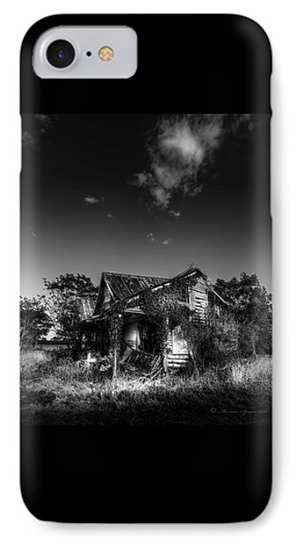 Forgotten Memories IPhone Case by Marvin Spates