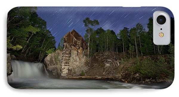 Forgotten Mill IPhone Case by Keith Kapple