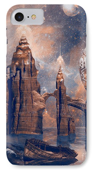 Forgotten Place IPhone Case