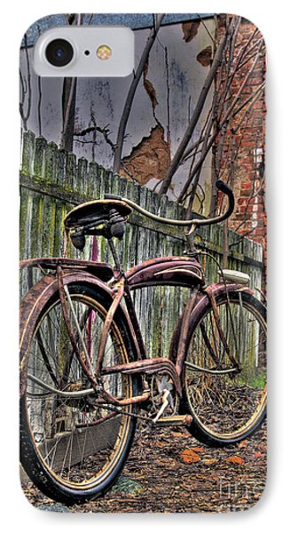 IPhone Case featuring the photograph Forgotten Ride 2 by Jim and Emily Bush