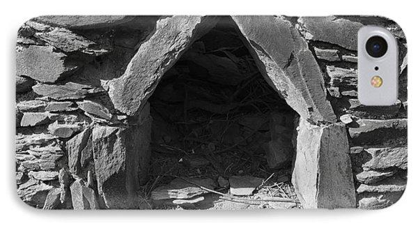 Forgotten Stone Oven In Alentejo Phone Case by Angelo DeVal