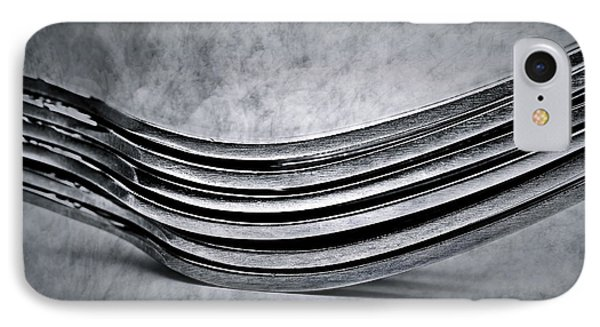 Forks - Antique Look IPhone Case by  Onyonet  Photo Studios