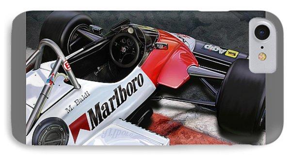 Formula One Car IPhone Case by David Kyte