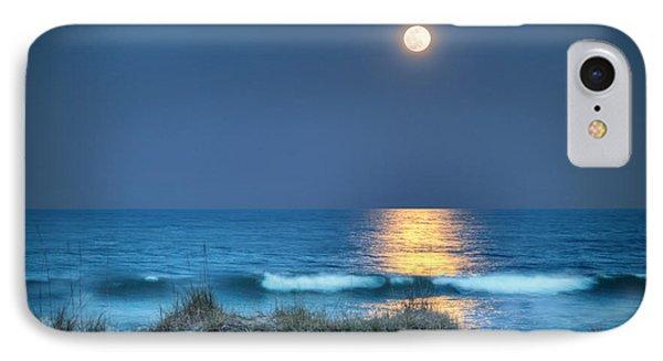 Fort Fisher Moonbeam IPhone Case
