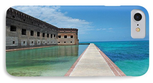 Fort Jefferson Dry Tortugas IPhone Case