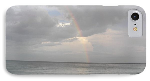 Fort Lauderdale Rainbow IPhone Case by Patricia Piffath