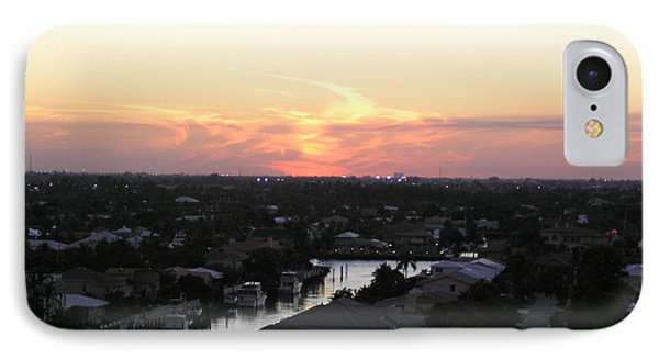 Fort Lauderdale Sunset IPhone Case