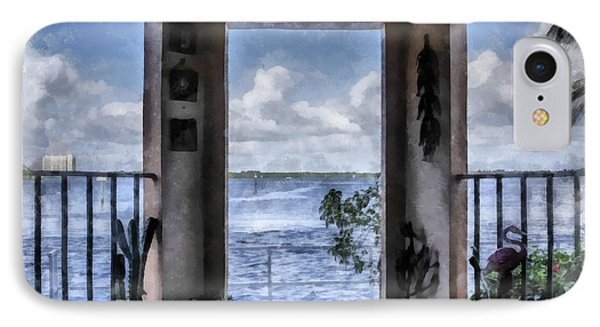 Fort Myers Florida IPhone Case by Edward Fielding