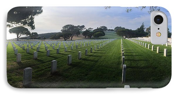 Fort Rosecrans National Cemetery IPhone Case