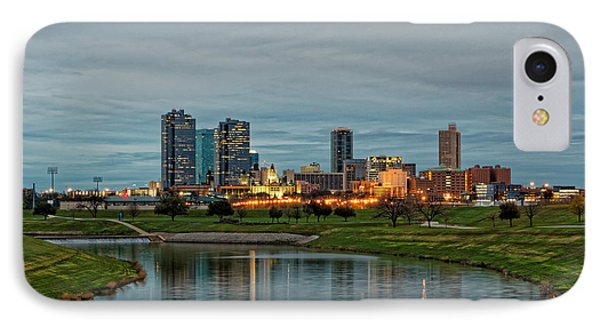 Fort Worth Color IPhone Case