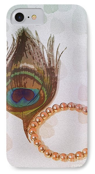 Fortune Assets Of Lord Krishna IPhone Case by Kiran Joshi