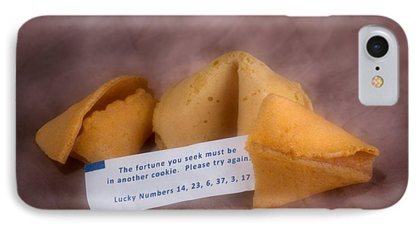 Fortune Cookie Fail IPhone Case