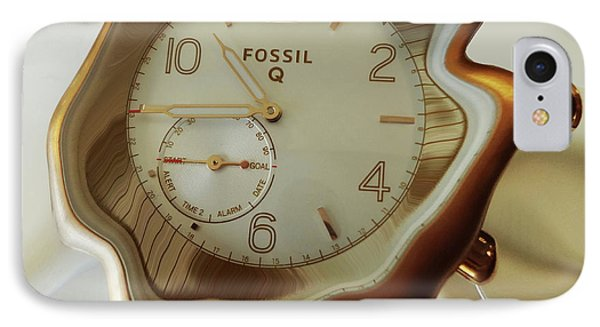 Fossil Q Phone Case by Bruce Iorio
